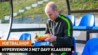 Voetbalshop   Nike Hypervenom 3 'Finish It Drill' met Davy Klaassen