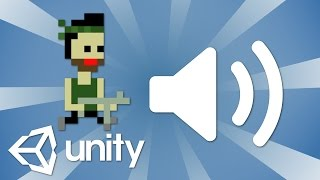 How to add sound effects SFX to Unity 2D arcade game? Very simple.