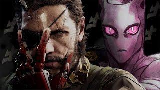 Nuclear Queen [JoJo × Metal Gear] #CGSundays