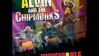 Alvin And The Chipmunks - Playing With Fire - N-Dubz Ft. Mr.Hudson
