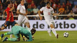 Grave error de De Gea en el empate de Suiza, peligra su titularidad?