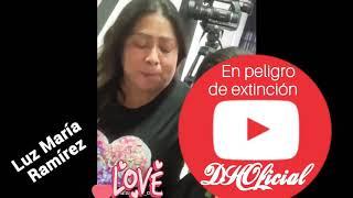 - En peligro de extinción - [El mejor Cover] | Luz María Ramírez  (La Voz México)