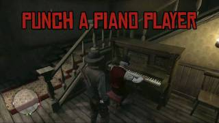 AH Guide: Red Dead Redemption - Top 8 Ways to Kill Yourself   Rooster Teeth