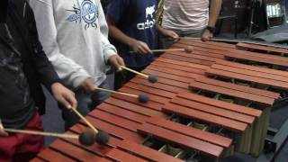 Gravity Falls theme on marimba