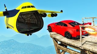 BEST OF GTA 5 WINS & STUNTS! (GTA 5 Epic Moments Compilation)