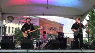 """Colorway performs """"I Don't Want To Go Home"""" at The Taste of Amherst 6.18.15"""