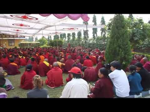 2010 Sakya Monlam Prayer Festival, Lumbini, Nepal
