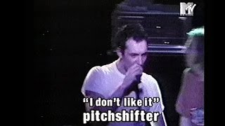 PITCHSHIFTER - Live UK 1998
