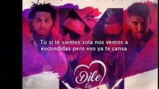 Ozuna - Dile la Verdad ft Kanti y Riko, Jay Maly - LETRA