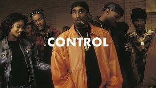 [FREE] 2Pac/ Tupac Type Beat - CONTROL | tupac instrumental | Type Beat 2018
