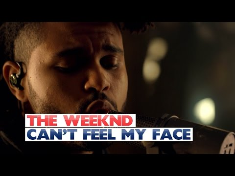 the-weeknd-cant-feel-my-face-capital-live-session-capital-fm