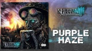 Clementino, Salmo, Jack The Smoker, Nitro - Purple Haze [prod. Yazee] - MM3 #19