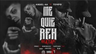 Me quieren matar (anuel aa ft tempo ) audio 2017...