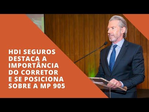 Imagem post: HDI Seguros destaca a importância do Corretor e se posiciona sobre a MP 905