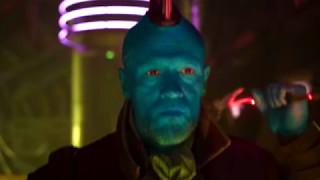 Guardians of the Galaxy 2 [GOTG 2] Yondu Arrow Killing Jail Scene Come A Little Bit Closer Explained