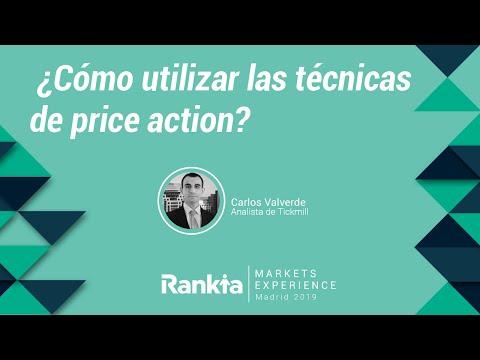Carlos Valverde, analista de Tickmill, nos presenta su visión acerca de las técnicas de price action y cómo utilizarlas en el trading diario.