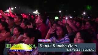 """Banda Rancho Viejo - """"Mil veces te quiero"""" en la FENAHUAP 2015 de Cd. Valles"""