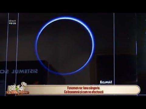 """""""Luna Albastra - Sângerie"""". Ce înseamnă şi cum ne afectează"""