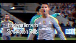 Cristiano Ronaldo | Slow Motion Skills & Goals | 2007-2018