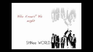 SHINee - Hello (ENG lyrics) + D/L