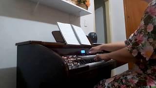 HINO 65 - IGUAL AO MESTRE - TOCADO POR BRÍGGIDA GERMANA MONTREZOR - ÓRGÃO TECLASOM