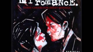My Chemical Romance- To The End (Lyrics In Description)