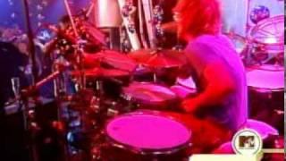 Foo Fighters - Back In Black live in MTV