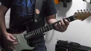Simply the best- Tina Turner  - Guitar Solo