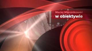 Maciej Miecznikowski w obiektywie Marka Podolczyńskiego