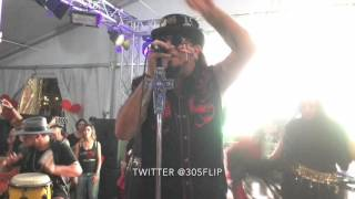 Oscar G - Live at Wynwood Takeover - Miami Music Week 2016
