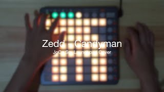 Zedd, Aloe Blacc, Grey - Candyman (Jocaso Launchpad Cover)