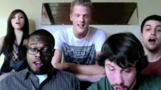 Pentatonix- Aha! (Cover) [Livestream]