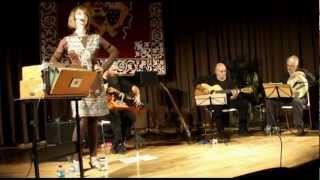 DOA - lirica medieval galego portuguesa - Estes meus ollos - LIVE