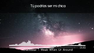 Blackbear - Weak When Ur Around (Acoustic Version) | Sub. Español