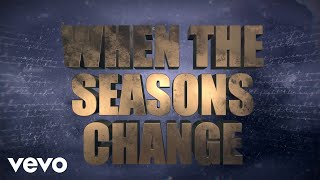 Five Finger Death Punch - When the Seasons Change (Lyric Video)
