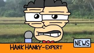 Vegetable Extinction (Hank Hanky)