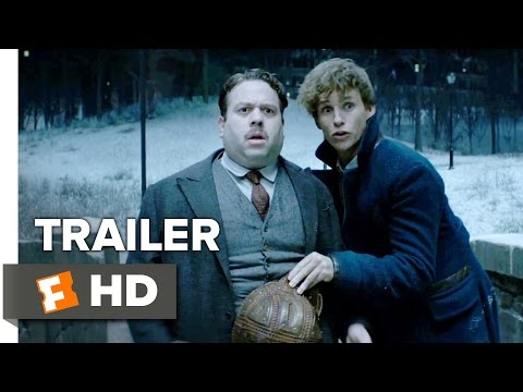 Fantastic Beasts and Where to Find Them Trailer (2016)