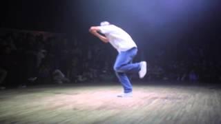 れお☆(BEAT SOLDIER) vs イッキ(DANCE GAMBA!!!) SEMI FINAL② / DANCE@LIVE KIDS KANTO vol.2 2015