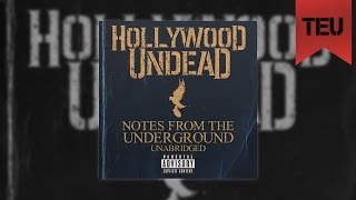 Hollywood Undead - Lion [Lyrics Video]