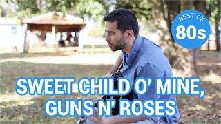 21- Sweet child o' mine, Guns n' Roses (best of 80's)