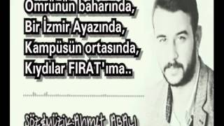 FIRAT YILMAZ ÇAKIROĞLU - Ahmet ABALI