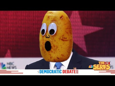 DemDebate 2019 is weird (so very weird) | The Serfs