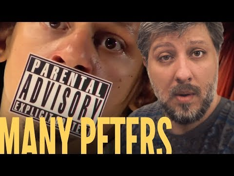 I am very offended. | Many Peters²⁵
