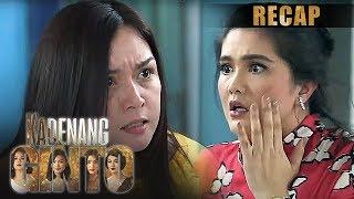 Romina attacks Daniela out of anger | Kadenang Ginto Recap