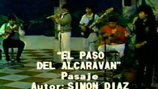 El paso del Alcaravan Pasaje Simon Diaz Grupo Tamiz
