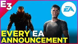 EA Press Conference in 3 Minutes! — Polygon @ E3 2017