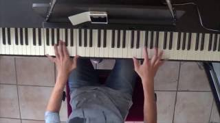 HIIO ft Danyka Nadeau - Otherside Piano Cover [FullHD]