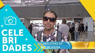 Marjorie de Sousa le responde con dureza a Gustavo Matta | Un Nuevo Día | Telemundo