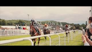Tom Jones - Cartmel Racecourse