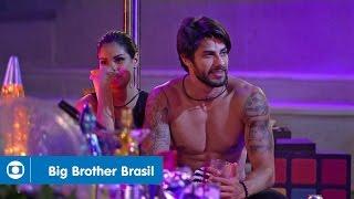 Big Brother Brasil 16: sexta é dia de festa no BBB, na Globo